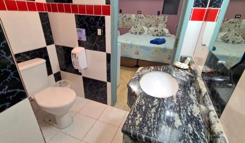 Banheiro Suíte Triplo Confort