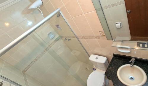 Banheiro Suíte Quádruplo Beliche Luxo