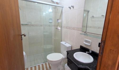 Banheiro Suíte Quádruplo Beliche Master