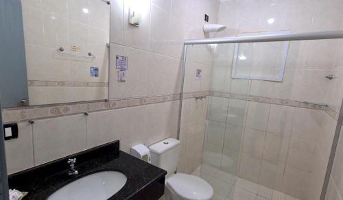 Banheiro Suíte Sêxtupla Master Family
